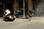 rollerblade rollerskate camera Spirit of Vengeance