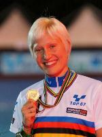 Francesca Lollobrigida Italy worls 2012 gold medal
