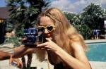 Boogie Nights roller girl polaroid sunglasses