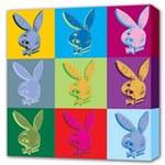 playboy logo bunny pop art rabbit jänku jänes