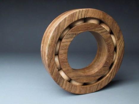rulluisulaager, rulluisukabe, puit kuullaager, wood bearing, wooden design