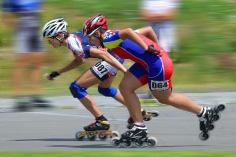 katerine novotna inline roller skate prague ostrova