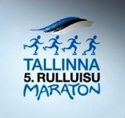 rulluisumaratoni logo maraton Tallinn